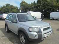 56 Land Rover Freelander 2.0Td4 DIESEL Freestyle