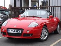 2004 Fiat Barchetta 1.7 16v 2dr LHD 2 door Convertible