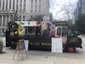 Food Truck for Sale - TSSA Approved  road ready