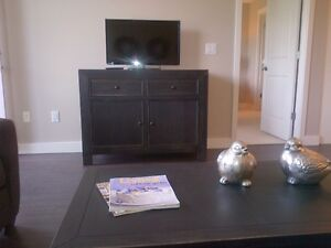 Fully furnished one bedroom condo for rent in Gibbons Strathcona County Edmonton Area image 4