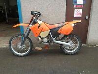 KTM 200 sale or swap