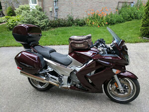 2007 Yamaha FJR1300 Sport Touring motorcycle for sale