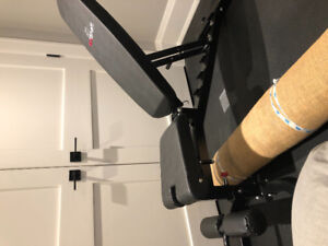 AmStaff Fitness Flat/Incline Bench For Strength Training