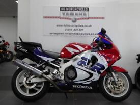 2000 V HONDA CBR 900 RR X FIREBLADE 918cc GOOD CONDITION EXCELLENT RUNNER