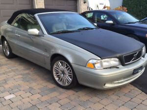 2000 Volvo C70 2.3 Turbo Décapotable
