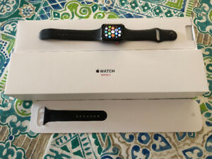 Apple watch serie 3 GPS + cellulaire 42 mn