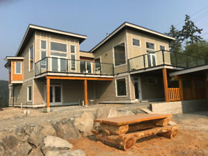 Aug 1st:  4bdrm on S. Shawnigan acreage 15mins from Langford!!!