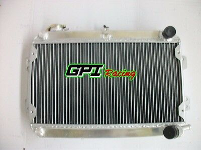 Mazda RX7 RX 7 S1 S2 S3 1979 1985 All Aluminum Radiator MT 3 ROW new