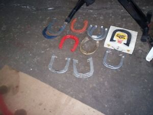 still have some good horseshoes for sale   games playing