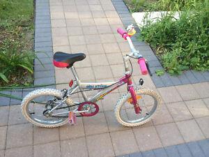 Kid's bike (girl)