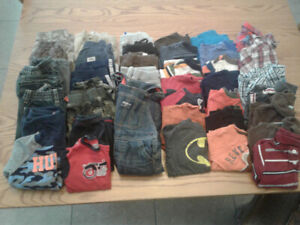 Boys 18-24 month lot for fall/winter.