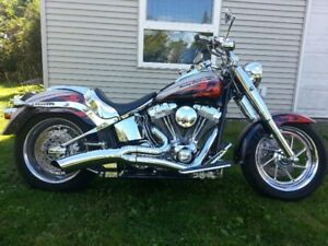 2006 CVO Screaming Eagle FatBoy