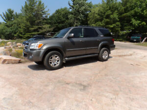 2006 Toyota Sequoia 4dr Limited Nav V8 4WD Certified