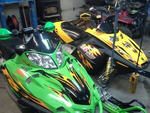 2004 Arctic Cat 600 EFI Kingston Kingston Area image 1