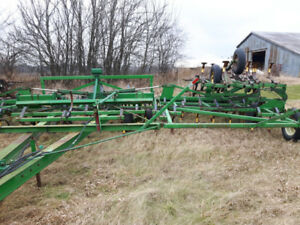 40ft Cultivator