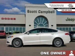 2014 Ford Fusion TITANIUM  **New Tires, Fully Loaded, AWD**