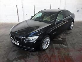 2009 BMW 730d SE 3.0 TD AUTOMATIC - VERY HIGH SPEC