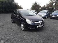 Vauxhall/Opel Corsa 1.2i 16v ( a/c ) 2009MY SXi, FSH+LOW MILEAGE+1 OWNER
