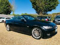 2008 BMW 3 Series 320i SE 2dr Convertible Petrol Manual