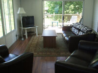 3BR Cottage on Rice Lake! Book Now for Fall Colours! Beautiful..