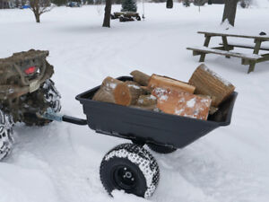 HEAVY DUTY ATV/LAWN TRAILERS (With Tilt)