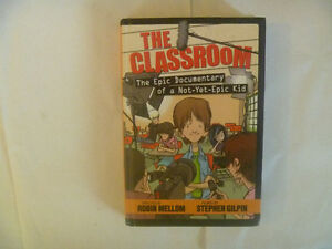 THE CLASSROOM by Robin Mellom