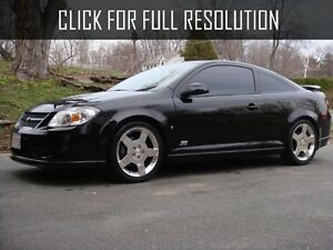 2007 Chevy Cobalt SS Package Trade for 4 door Civic ??