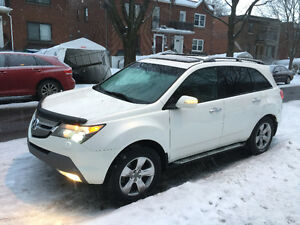 2007 Acura MDX SH.AWD SUV, Crossover tech pack