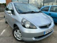2003 Honda Jazz 1.3 DSI SE 5d 82 BHP Hatchback Petrol Manual