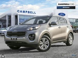 2017 Kia Sportage LX AWD-18,000 KMS-LOADED-GREAT PRICE