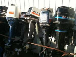 Outboard Motors & Parts - Many to choose from from 2hp-200hp Hendon Charles Sturt Area Preview
