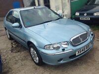 Rover 45 diesel long mot 275 no offers