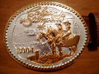 Limited Edition Calgary Stampede 2004 Buckle- $75 OBO