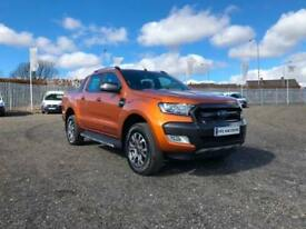 Ford Ranger 3.2 WILDTRAK AUTOMATIC DOUBLE CAB