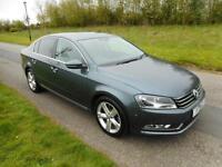 2011 61 Volkswagen Passat Sport 2.0 TDI, DSG Automatic, Blue Motion, ONLY 66K
