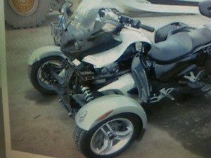 I am looking for 2009 Can-spyder Parts