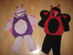 Hallowe'en Costumes NEW WITH TAGS (3mos - 3yrs) Cambridge Kitchener Area image 3