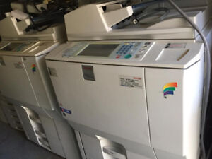 Ricoh aficio MP C6000 colour copier for sale