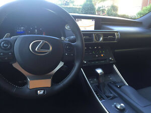 2015 Lexus IS 250 F Sport 2 - Lease Takeover West Island Greater Montréal image 2