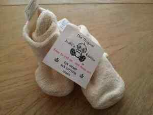 GIFTABLE ITEM -NWT 2 pairs available Joshi's  Booties 0-6 months