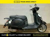 Lambretta 125 2014 3 owners 125cc hpi clear 836 miles spares or repair project
