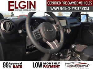 2013 Jeep Wrangler Unlimited Sahara***Leather,Navi,4x4,Low Kms** London Ontario image 11