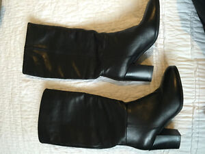 Mint condition Aldo leather boots. Size 9 (fits like size 8).