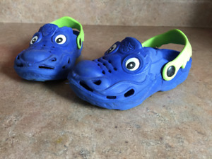 Sandrale dragon de style croc