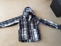 Rip zone winter coat size adult small