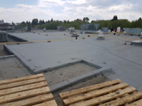 flat and commercial roofing