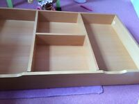 Under cot / bed storage. Mamas and Papas. £10