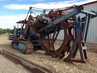Parsons Wheel Trencher