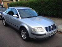Volkswagen Passat. 2003. Mot. Tax