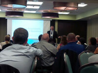 Learn to buy an existing business. Evening seminar. Moncton, NB